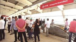 Trem do Aeroporto de Guarulhos direto para Estação Luz começa a operar hoje