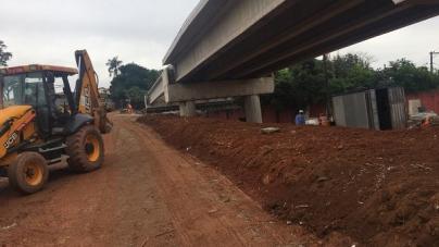Prefeitura entrega última alça do Trevo de Bonsucesso em novembro