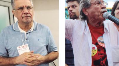 Ex-prefeitos Almeida e Pietá amargam derrota em disputa por uma cadeira na Câmara dos Deputados
