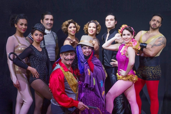 Orquestra Jovem e Arena Circus apresentam o Circo em Concerto