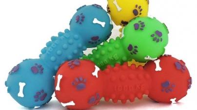 Brinquedos mantêm pets ativos, saudáveis e sem estresse