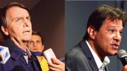 Bolsonaro tem 58% dos votos válidos no 2º turno, diz pesquisa