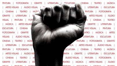 Artistas guarulhenses apresentam manifesto anti fascismo em ato na Praça Getúlio Vargas neste domingo