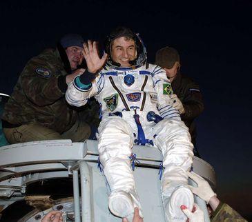 Bolsonaro confirma o astronauta Marcos Pontes na Ciência e Tecnologia
