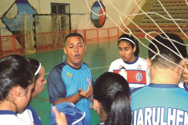 Érico Barbosa elogia campanha do feminino do Guarulhense no Estadual