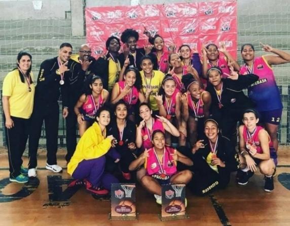 Apagebask-Guarulhos e Bradesco decidem Estadual de Basquete Sub-19