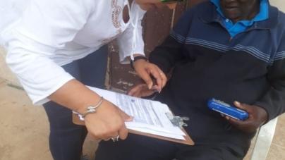 Prefeitura realiza cadastramento do BPC/LOAS em instituição social