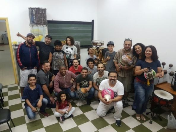 Cordas e percussão são destaques nos espetáculos do Conservatório de Guarulhos