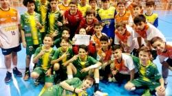 Hérkules-Guarulhos é bicampeão invicto do Campeonato Paulista de handebol