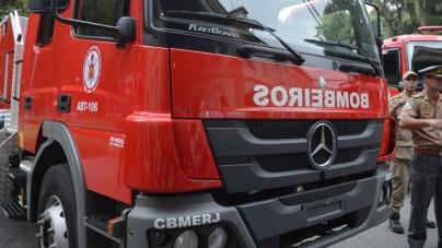 Funcionário é atropelado por caminhão dentro de empresa em Vila Augusta