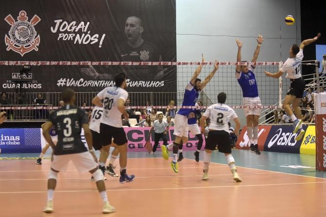 Corinthians-Guarulhos e Cruzeiro se enfrentam nesta quarta-feira na Ponte Grande