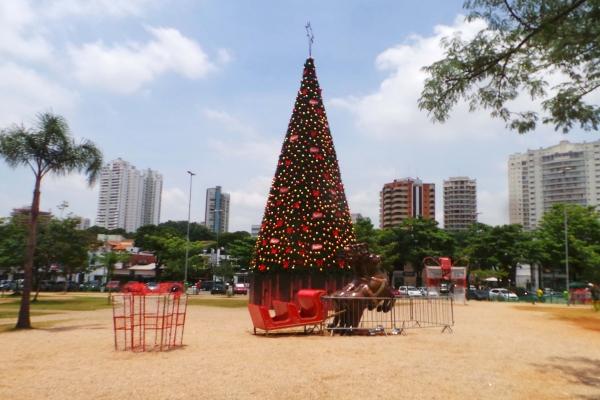 Prefeitura garante decoração de Natal em quatro regiões sem uso de dinheiro público