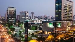 Maior árvore de natal holográfica do mundo será inaugurada em São Paulo neste sábado