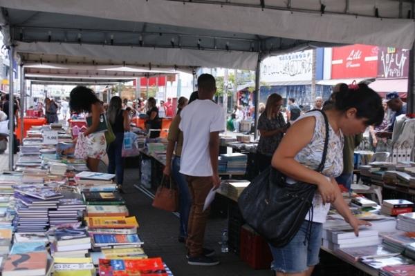 Autores independentes terão espaço especial na Bienal do Livro de Guarulhos