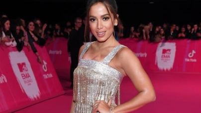 Anitta vence, apresenta e entrega prêmios no Europe Music Awards