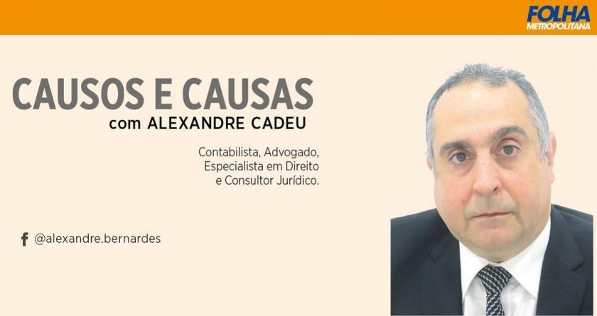 Causos e Causas com Alexandre Cadeu