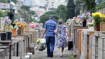 Cemitérios preparam programação especial para o Dia de Finados