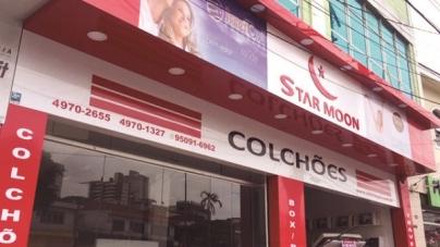 Star Moon Colchões é inaugurada na avenida Paulo Faccini