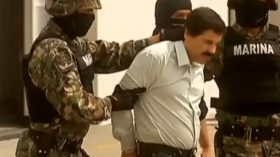 El Chapo, um dos maiores traficantes do mundo, será julgado nos EUA