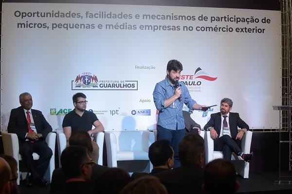 Prefeitura reúne empresários em evento sobre exportação