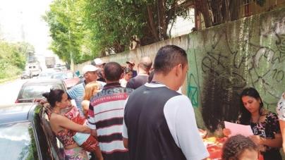 Famílias atingidas por incêndio no Itapegica devem receber auxílio aluguel