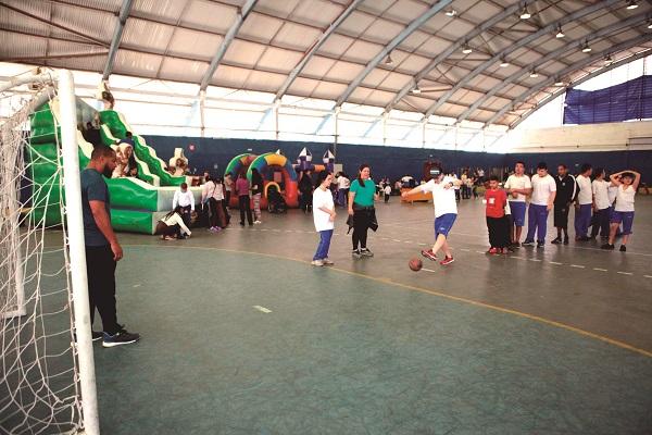 Festival emociona familiares nos Jogos Adaptados de Guarulhos