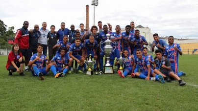 Guarulhos é campeão da Taça Condemat