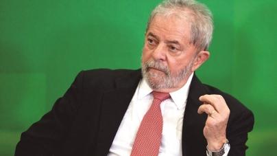 Lava Jato denuncia Lula por lavagem de R$ 1 milhão