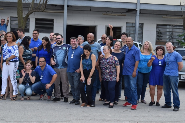 Servidores apoiam campanha nacional Novembro Azul