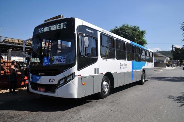 Secretaria de Trânsito reforça 17 linhas de ônibus no segundo dia do Enem