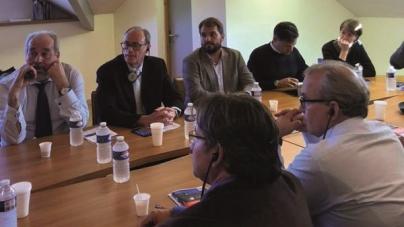 Na França, secretário de Desenvolvimento Econômico discute a implementação de VLT em Guarulhos