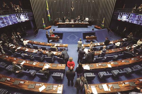 Senado aprova reajuste de 16% para o Judiciário