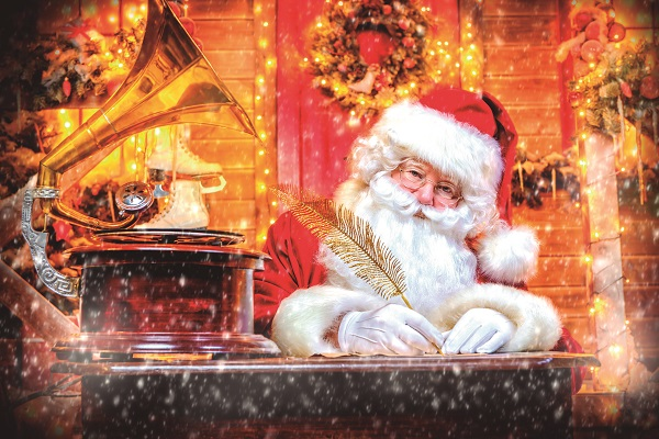Shopping Pátio Guarulhos recebe Papai Noel com diversas atrações gratuitas para o visitante