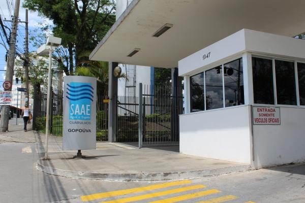 Consulta pública sobre parceria Saae e Sabesp vai até dia 15
