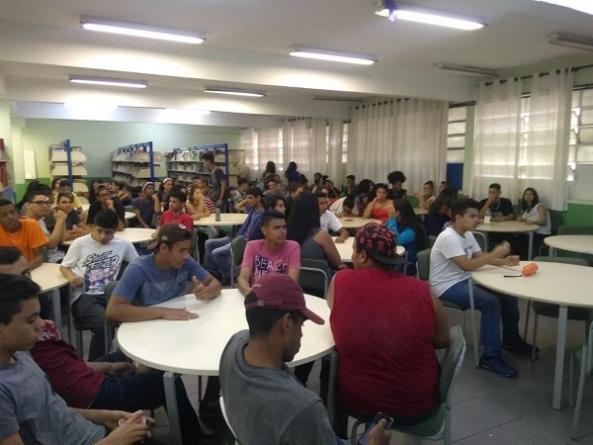 Mais de 250 adolescentes realizam teste vocacional pelo Programa Trabalhando nas Escolas na última semana