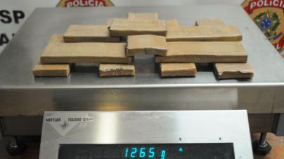 PF e Receita apreendem quase quase  30kg de cocaína e 1,5kg de ouro