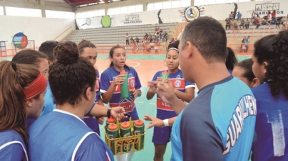 Érico Barbosa analisa desempenho das equipes femininas do Guarulhense no Estadual