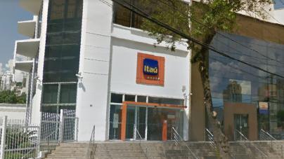 Agência bancária é alvo de criminosos na avenida Paulo Faccini