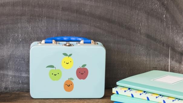 Confira 15 dicas para montar a lancheira escolar do seu filho