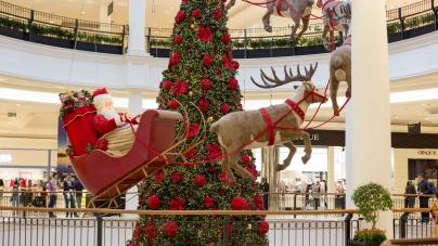 Shopping Pátio Higienópolis Inaugura Temporada de Natal