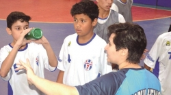 Sub-14 do Galo avança às semifinais da Série Prata