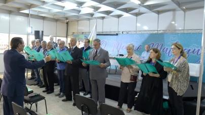 Academia Guarulhense de Letras lança revista dos 40 anos da entidade na Bienal do Livro