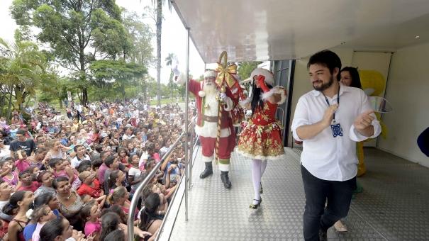"""Prefeitura realiza festa """"Natal Solidário 2018"""" neste domingo"""