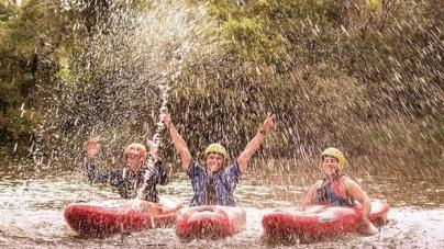 Cachoeira, rio, nascente, represa ou piscina? Brotas tem todas as opções para se refrescar