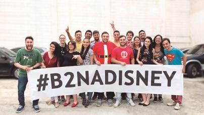 Empresa associada à ACE supera meta anual e leva colaboradores para a Disney