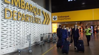 Voos do Aeroporto de Guarulhos atrasam pelo segundo dia consecutivo