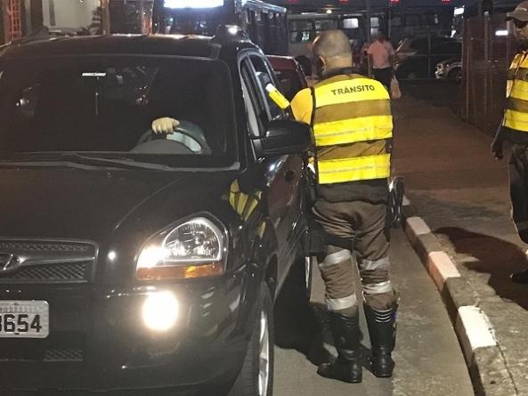 Blitz da Lei Seca registra queda no índice de embriaguez ao volante
