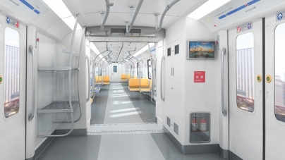Trens fabricados na China farão parte da frota da Linha Jade