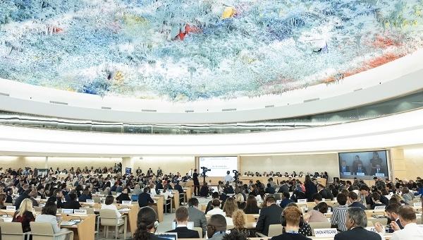 Adamastor recebe fórum sobre '70 Anos da Declaração Universal dos Direitos Humanos'