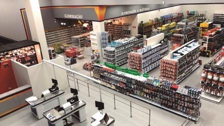 Eletroferro inaugura nova loja, muito maior